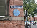 Blue Plaque - geograph.org.uk - 555077.jpg