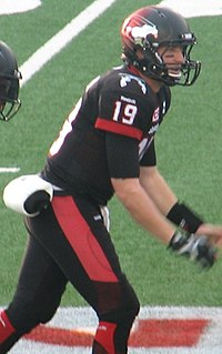 Bo Levi Mitchell American football quarterback