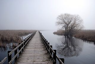 National park of Canada in Ontario