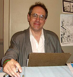 Bob Wiacek American comic writer