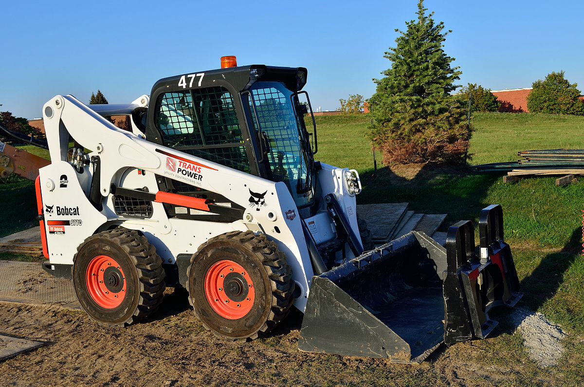 Skid Steer Loader Wikipedia
