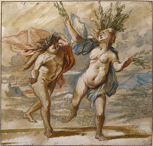 Bockhorst Apollo und Daphne