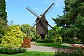 Bockwindmühle (Post mill) - Weltvogelpark Walsrode 2011.jpg
