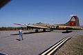 Boeing B-17G-85-DL Flying Fortress Nine-O-Nine Landing Taxi 18 CFatKAM 09Feb2011 (14797253430).jpg