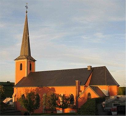 Comment aller à Boevange-Sur-Attert en transport en commun - A propos de cet endroit