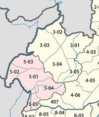 Bokeo Province districts.png