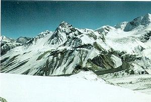 Borasu Pass - Borasu Pass frontside