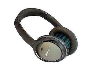Bose Corporation - Bose QuietComfort 25 Acoustic Noise Cancelling Headphones