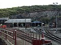 Boston Lodge works on Ffestiniog railway - geograph.org.uk - 1478798.jpg