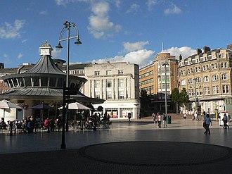 The Square, Bournemouth - The Square, Bournemouth