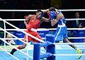 Boxing at the 2016 Summer Olympics, Sotomayor vs Amzile 27.jpg