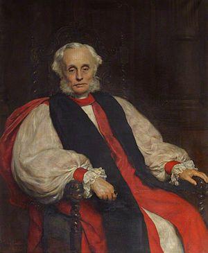 John Perowne - John Perowne, Bishop of Worcester