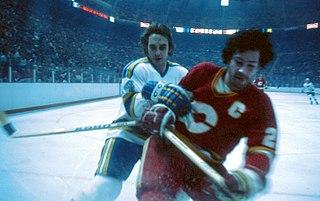 Brad Marsh Canadian ice hockey player