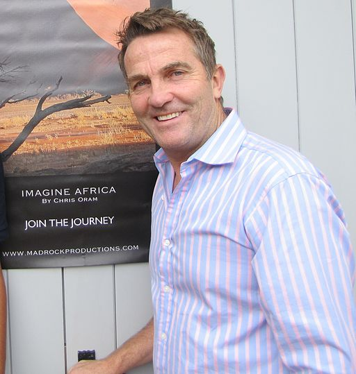 Bradley Walsh in 2012