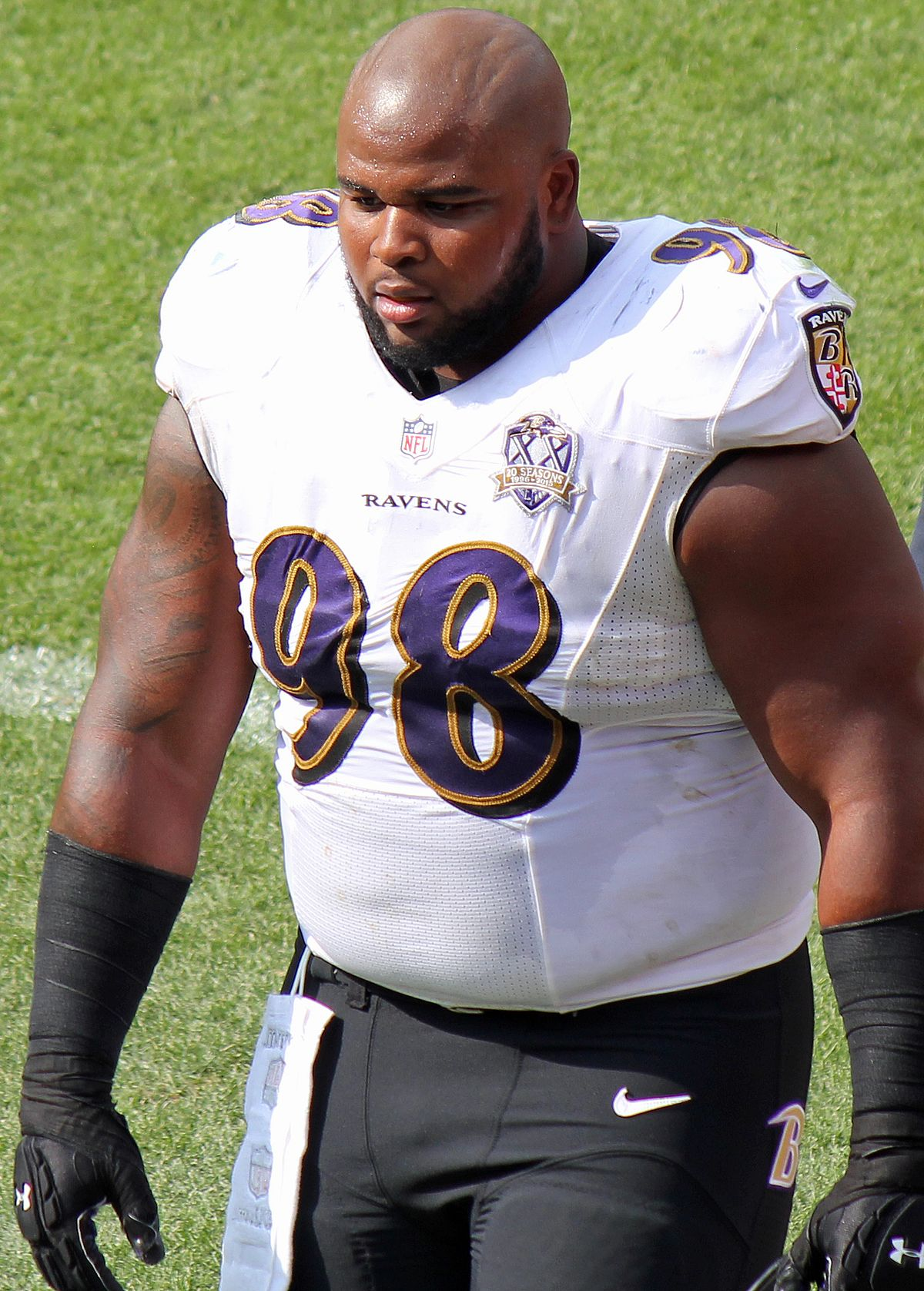 Brandon Williams defensive tackle