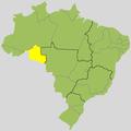 Brasil Rondonia maploc.png