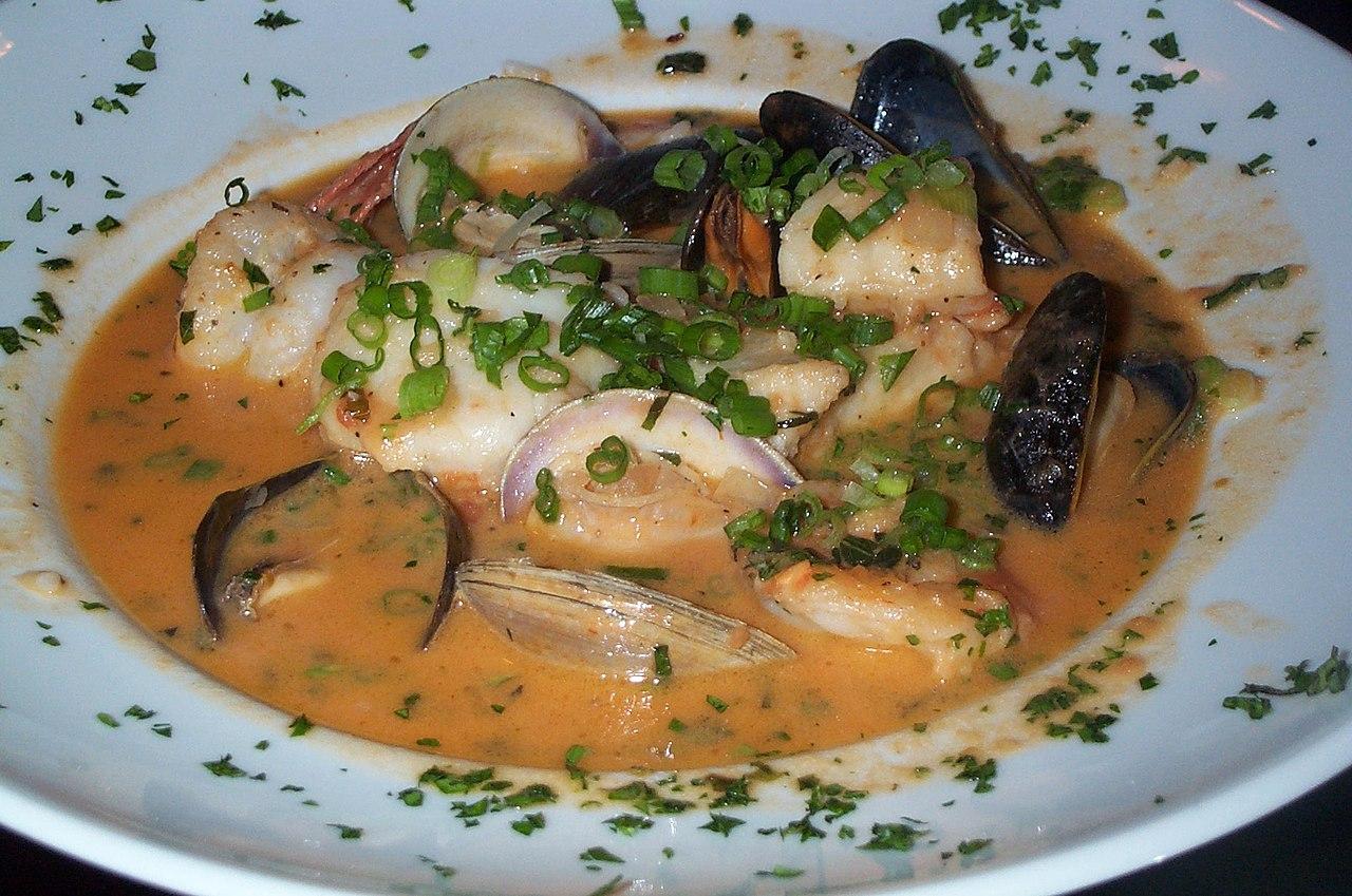 Restaurant La Bouillabaisse Giens Menu