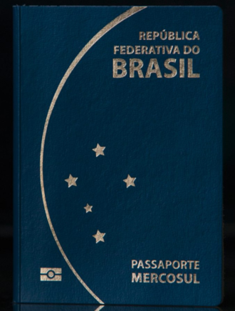 Visa requirements for Brazilian citizens - A Brazilian passport