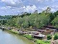 Bremer River and Parklands, Ipswich, Queensland in 2020.jpg