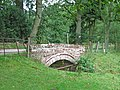 Bridge in Flakebridge Woods - geograph.org.uk - 220683.jpg