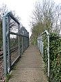 Bridge on the Bure Valley Railway Walk - geograph.org.uk - 1236390.jpg