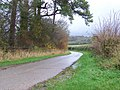Bridleway, Axford - geograph.org.uk - 1593007.jpg