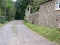 Bridleway, Three Ashes - geograph.org.uk - 1558898.jpg