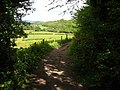 Bridleway near the Canal - geograph.org.uk - 1583179.jpg