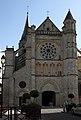 Brie-Comte-Robert Saint-Étienne Westfassade 31.JPG