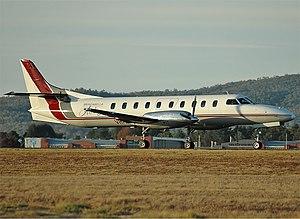 Brindabella Airlines Fairchild SA227-AC Metro III CBR Gilbert-2.jpg