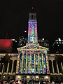 Brisbane City Hall light projection show 2017, 07.jpg