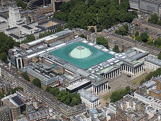 British Museum National museum in the Bloomsbury area of London