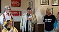 Broadstairs Folk Week Traditional folk song A cappella session in 2016 no.2.jpg