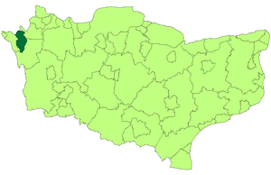 Bromley borough map 1961.png