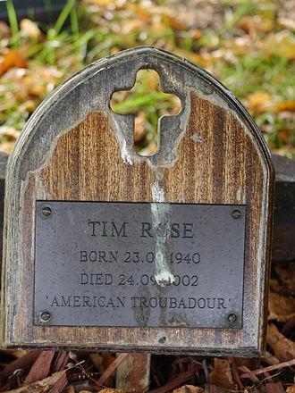 Tim Rose - Detail