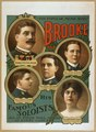 Brooke and his famous soloists all of whom will appear at every concert. LCCN2014635506.tif