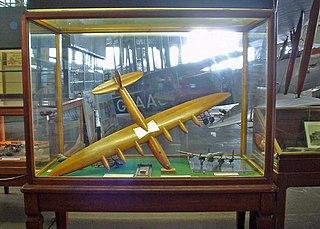 Victory Bomber Second World War aircraft design