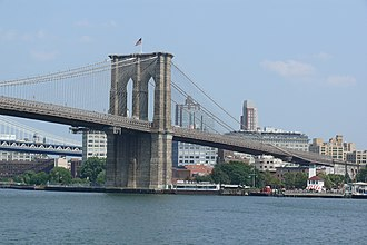 United States Penitentiary, Marion - The Brooklyn Bridge was one of the potential targets of the NYC landmark bomb plot