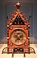 Bruce james talbert per skidmore art manufactures co., orologio da mensola, inghilterra 1865 ca.jpg
