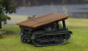 Panzer I variants - A Brückenleger I model