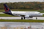 Brussels Airlines, OO-SSF, Airbus A319-111 (29905058165).jpg