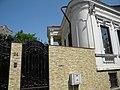 Bucuresti, Romania, Casa pe Str. Parfumului nr. 24; B-II-m-B-19340 (detaliu).JPG