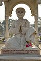 Budree Das - Statue - Sheetalnath Temple and Garden Complex - Kolkata 2014-02-23 9511.JPG