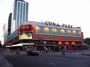 Description: Luna Park stadium, Buenos Aires, ...