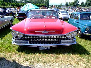 Buick LeSabre - 1959 Buick LeSabre two-door hardtop