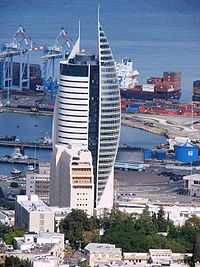 Sail Tower