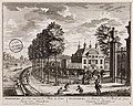 Buitenplaats Elsenburg aan de Vecht bij Maarssen in 1719.jpg