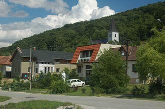 Buková, Trnava District - Image: Bukova