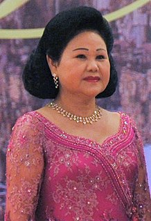 Bun Rany First Lady of Cambodia and humanitarian worker