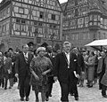 Bundesarchiv B 145 Bild-F010375-0005, Rothenburg ob der Tauber, Präsident von Togo.jpg